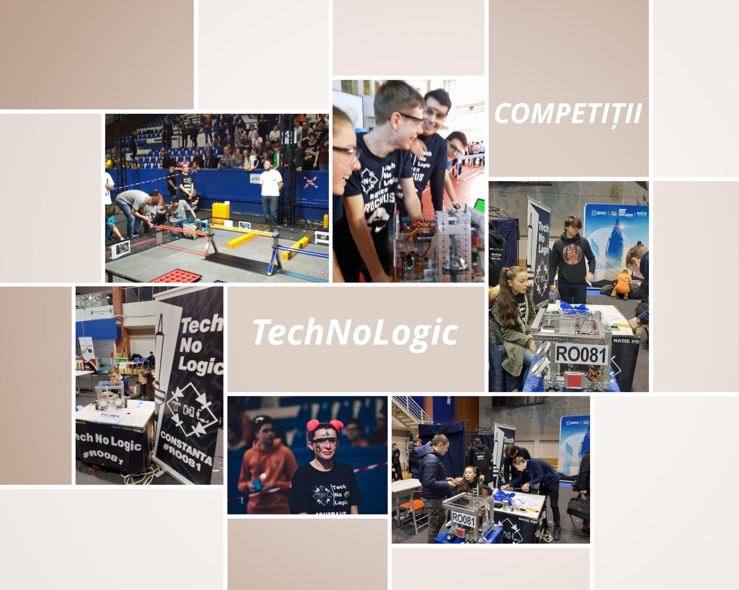 competitii robotica